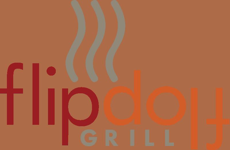Flip Flop Grill Footer Logo