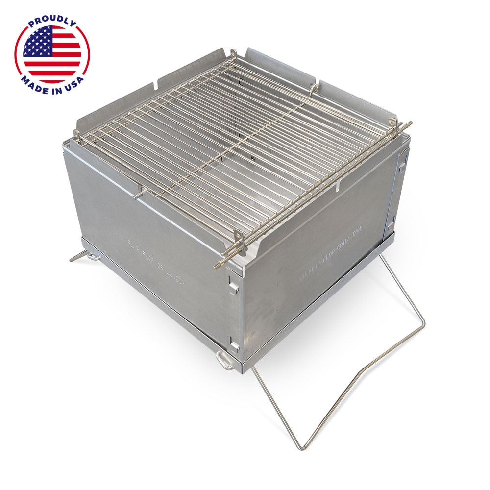 Assembled Flip Flop Grill Made in the USA
